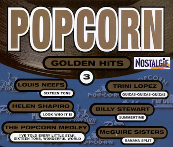 V.A. - Popcorn Golden Hits : Vol 3 ( 2 cd's )
